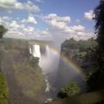 Victoria Falls in pictures.