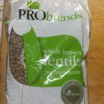 レンズ豆のサラダ – Cooking